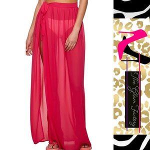 Dresses & Skirts - 💕Shear Wrap Skirt💕
